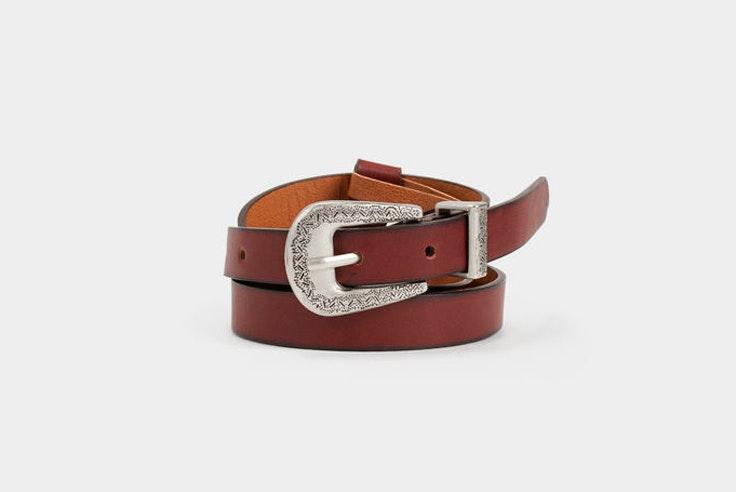 cinturon-marron-hebilla-plata-parfois
