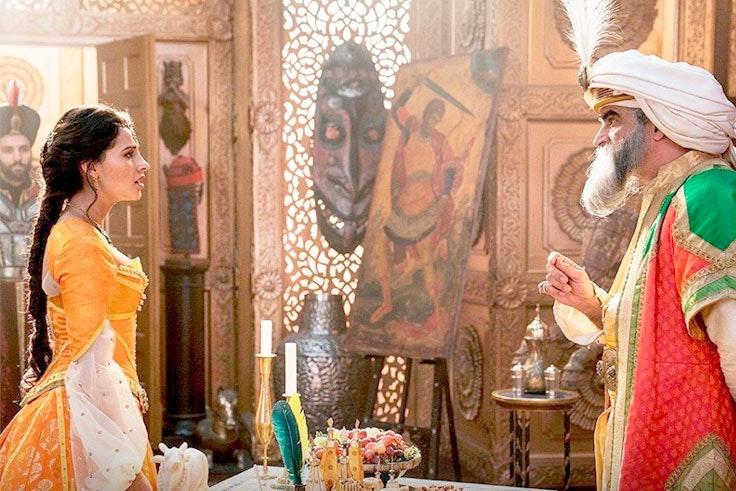 Habrá nuevas canciones en la película Aladdin
