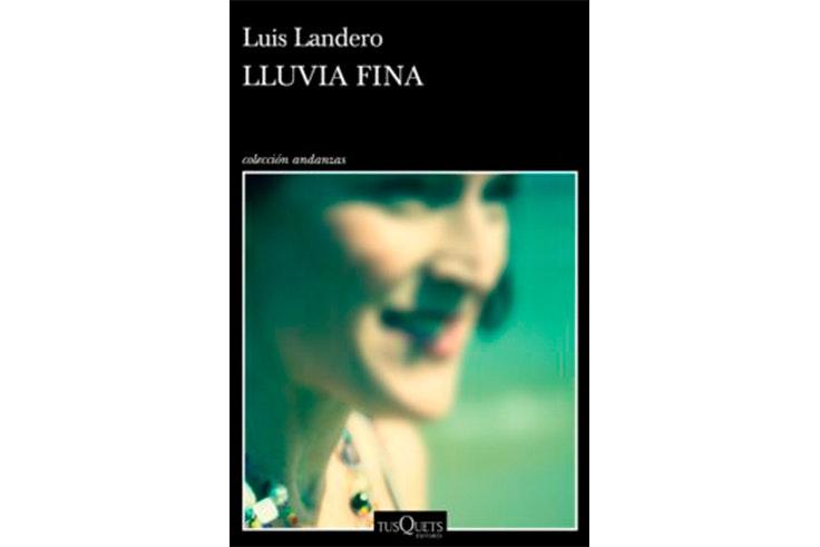 Lluvia fina de Luis Landero