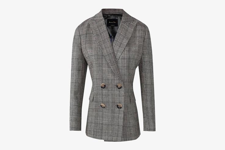 chaqueta-americana-blazer-cuadros-massimo-dutti