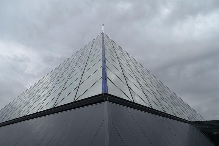 Pirámide de Max Center