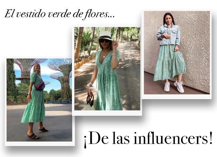 influencers-estilo-instagram-vestido-verde-zara