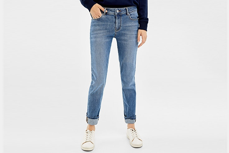 jeans springfield esenciales de septiembre