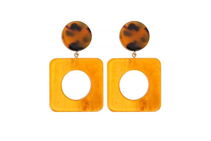 pendientes geométricos bijou brigitte
