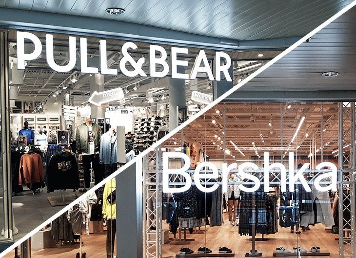 Pull&Bear y Bershka