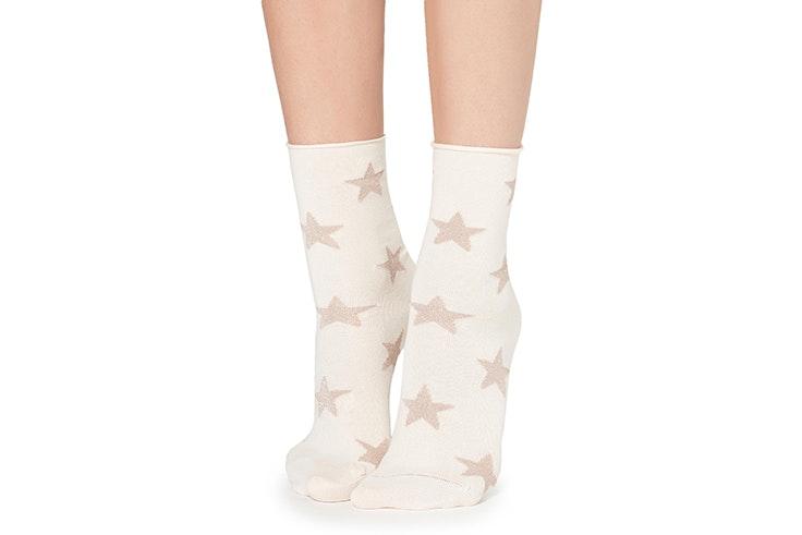 calcetines de estrellas calzedonia accesorios