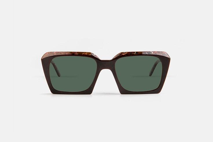 gafas de sol pasta marrón multiópticas