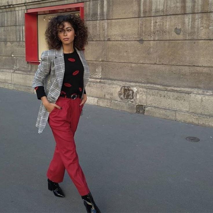 Mina El Hammani el estilo de