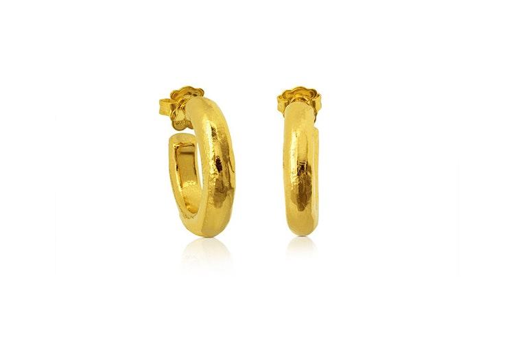 pendientes aro dorados Tous accesorios