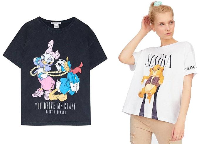 Camisetas-Disney-Stradivarius