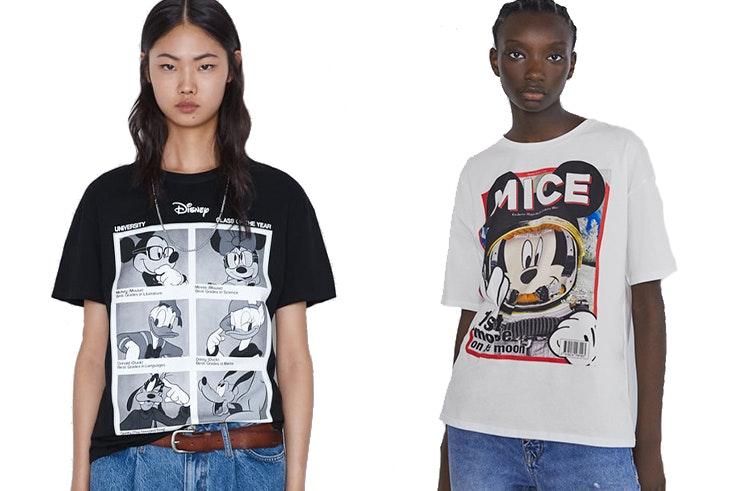 Camisetas-Disney-Zara