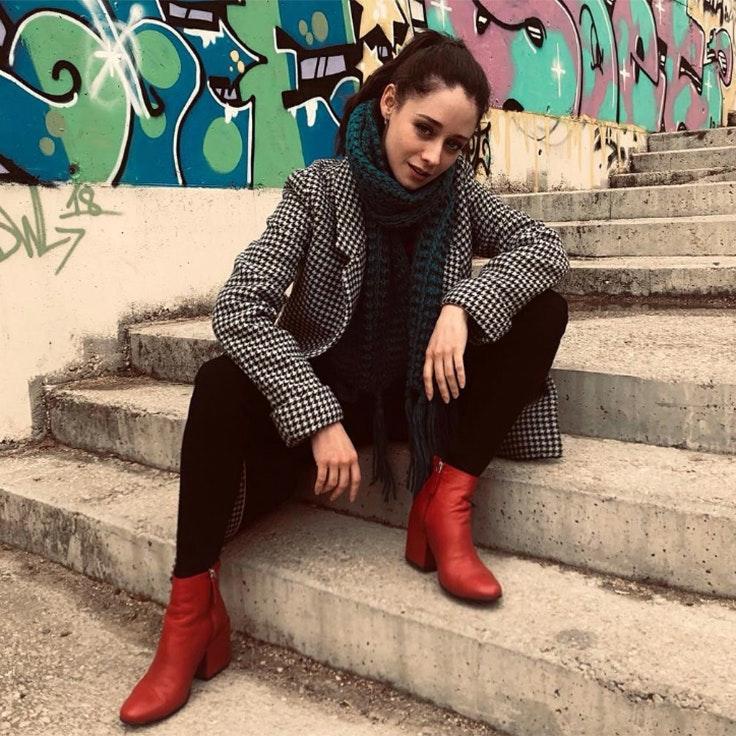 elena rivera estilo instagram