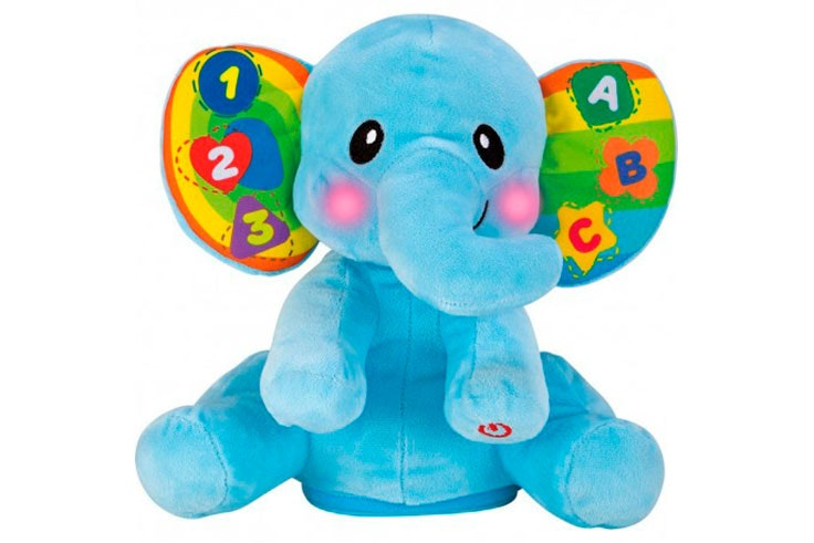 Bebé Vip Elefante Aprendizaje