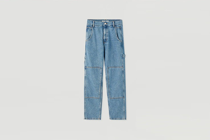 jeans talle alto pull and bear Melissa y Grace Villarreal
