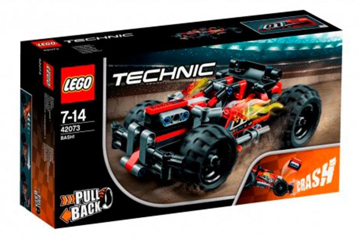 LEGO-Tehnic-¡Derriba!