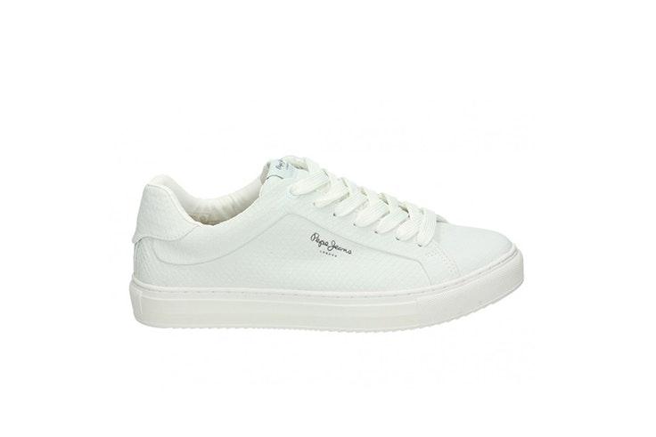 zapatillas deportivas color blanco pepe jeans Vas Melissa y Grace Villarreal