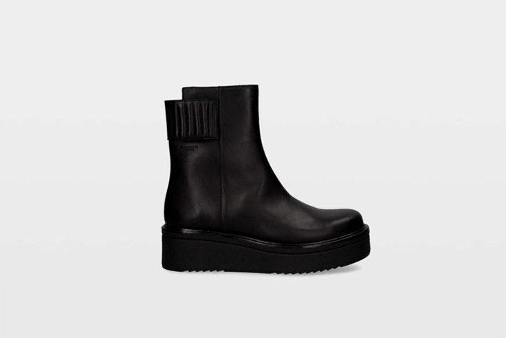 botas negras vagabond de ulanka