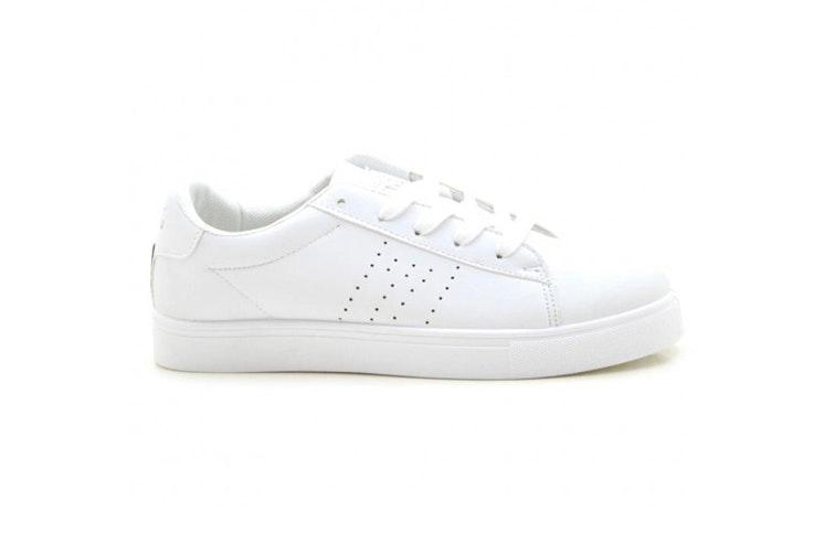 Zapatillas blancas clásicas de Tino González