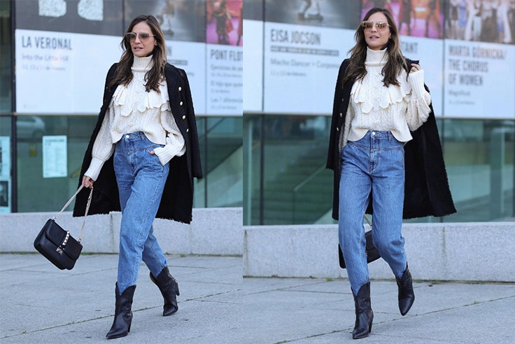 lady addict estilo instagram conjunto jersey y pantalon