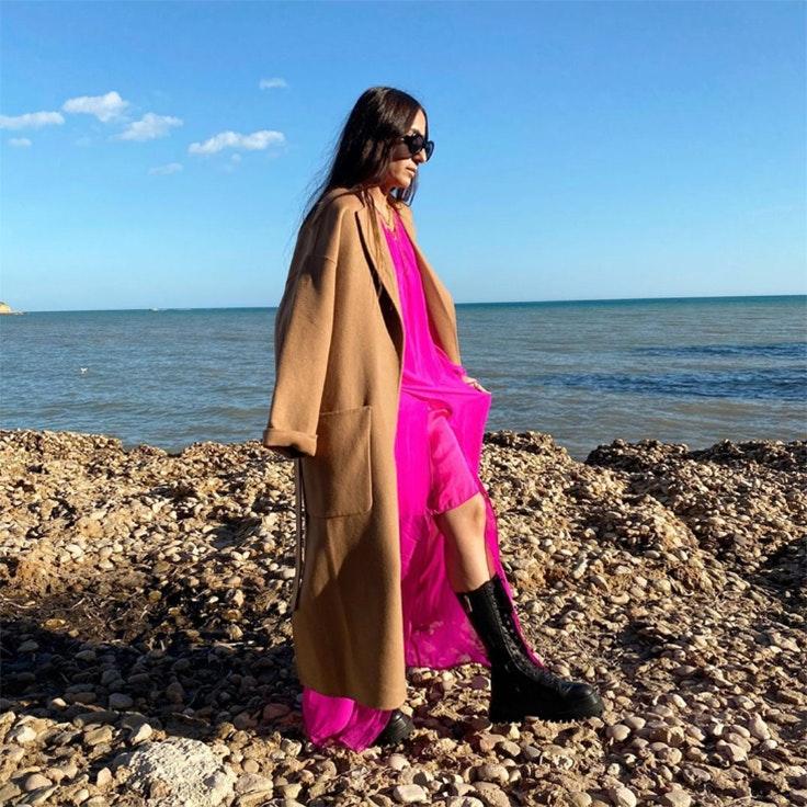 Laura Eguizabal vestidos de invierno
