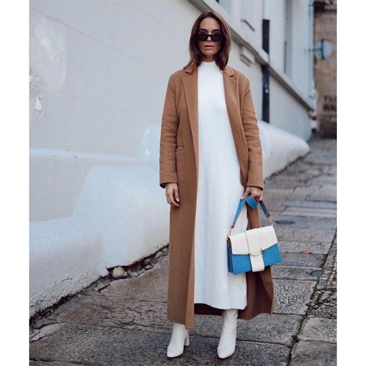 María Tilve vestidos de invierno