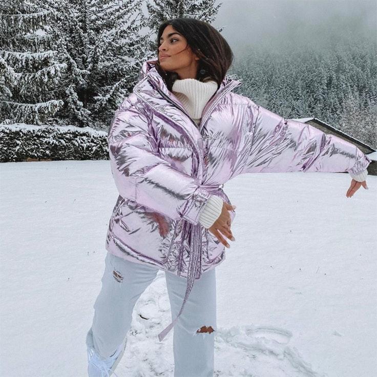 marta lozano estilo vestir para la nieve