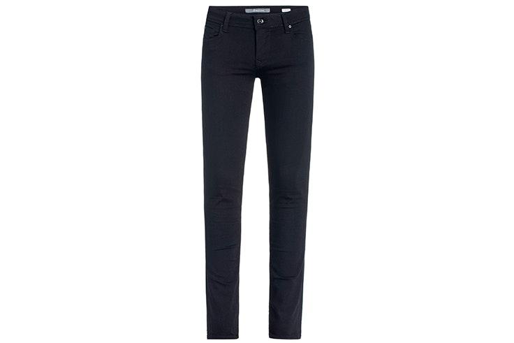 Pantalón pitillo en color negro de Salsa Jeans TRUE BLACK COLETTE CON PIERNA SÚPER PITILLO