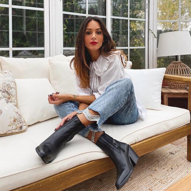 rocío Osorno estilo rebajas 2020 invierno moda