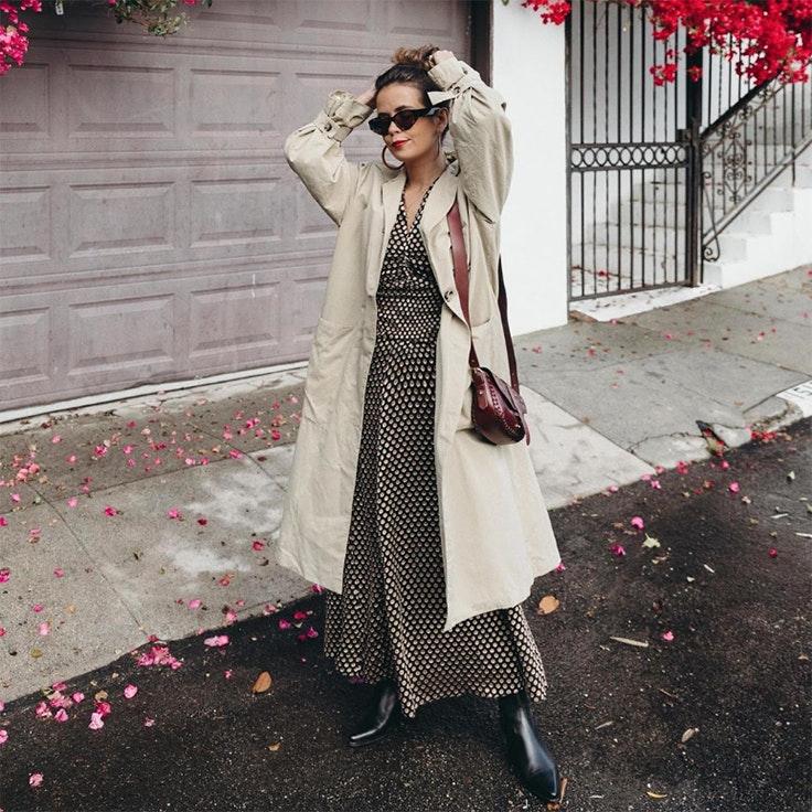 Sara Escudero vestidos de invierno