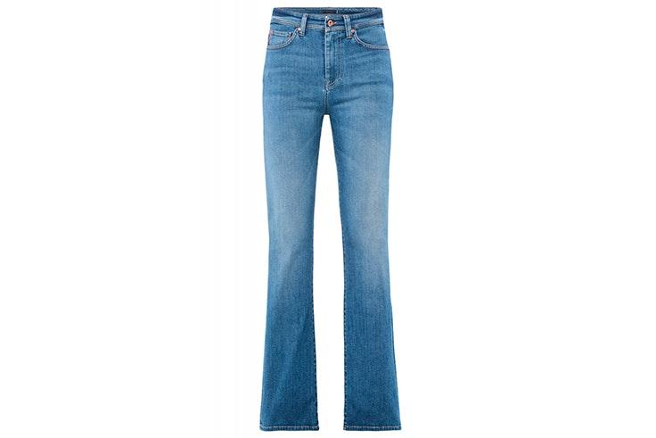 Pantalones vaqueros acampanados de Salsa Jeans