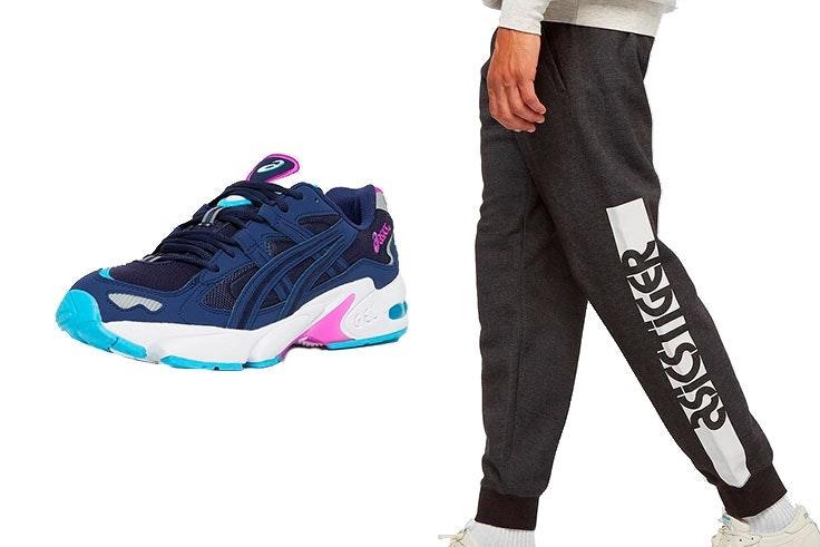 ropa deportiva asics