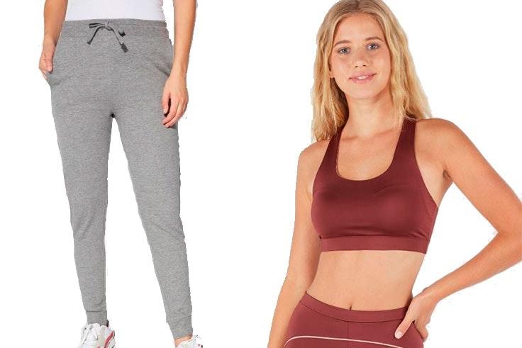 ropa deportiva tezenis