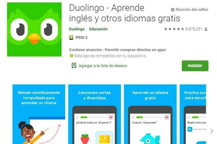 aplicaciones-móviles-duolingo