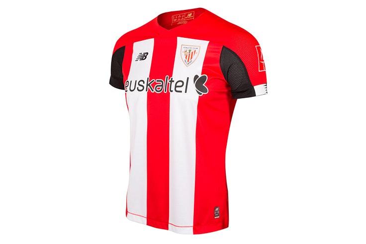 Camiseta oficial del Athletic de Bilbao