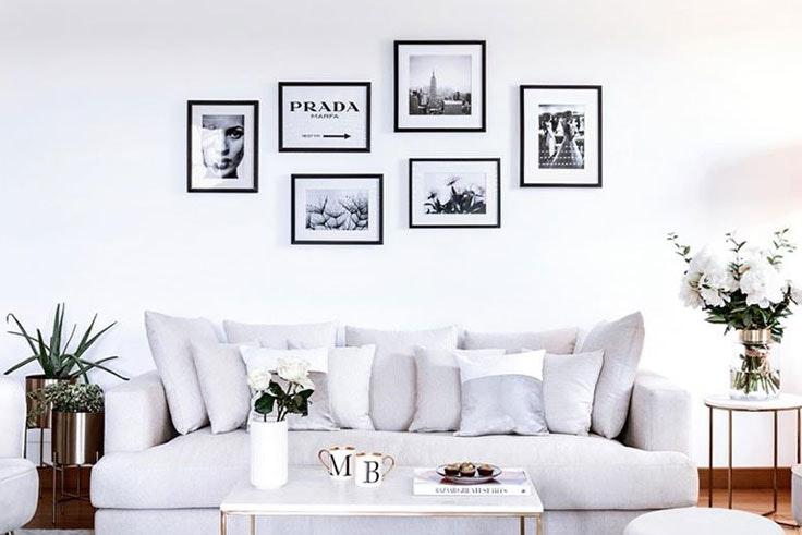 decoración-salón-collage