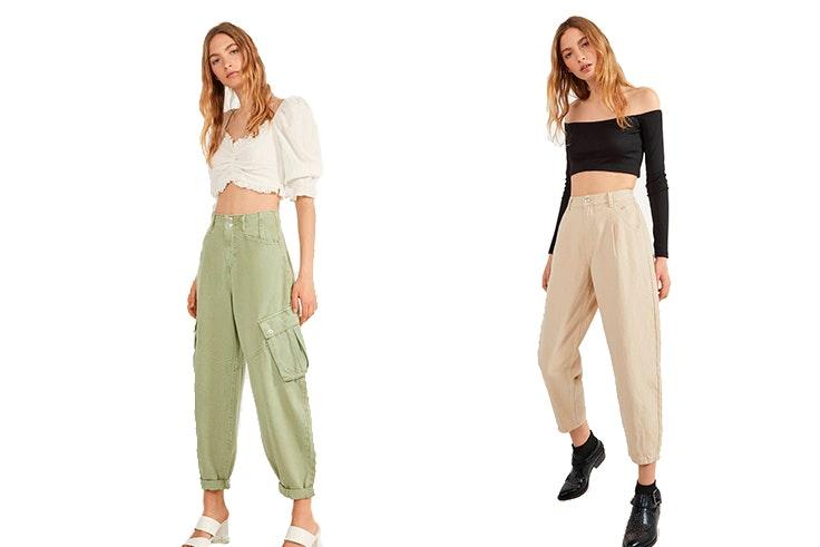 Pantalones Vaqueros Este 2020 Se Llevan De Colores