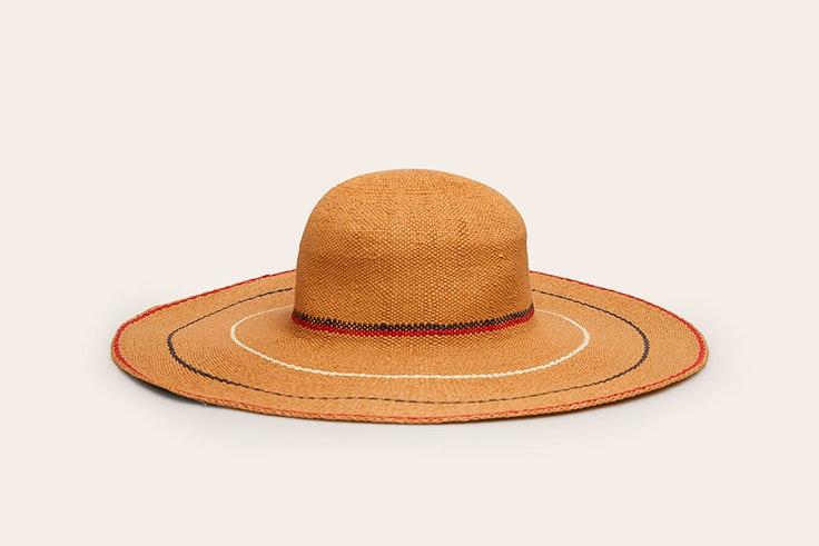 accesorios verano 2020 Sombrero rafia de colores de Women' Secret