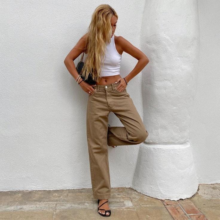 @claudiaparrast pantalones de otoño