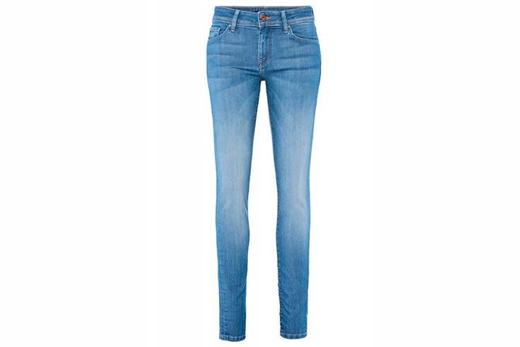 Pantalón vaquero ajustado de Salsa Jeans