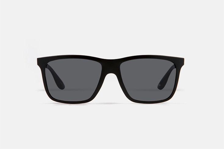 Gafas de sol negras de Multiópticas