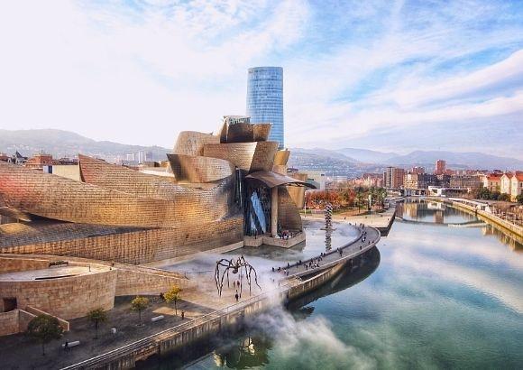 Museo Gunggengeim Bilbao