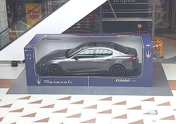 Maserati Día del Padre