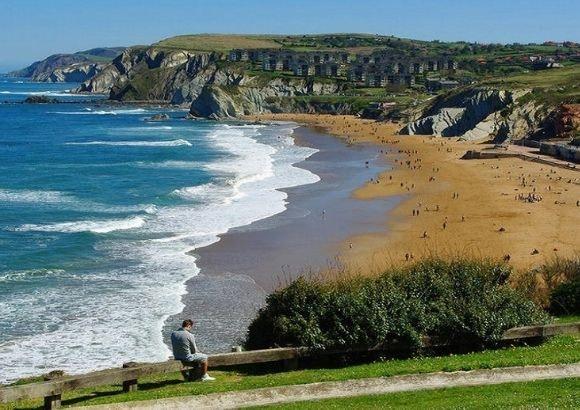 playas Euskadi