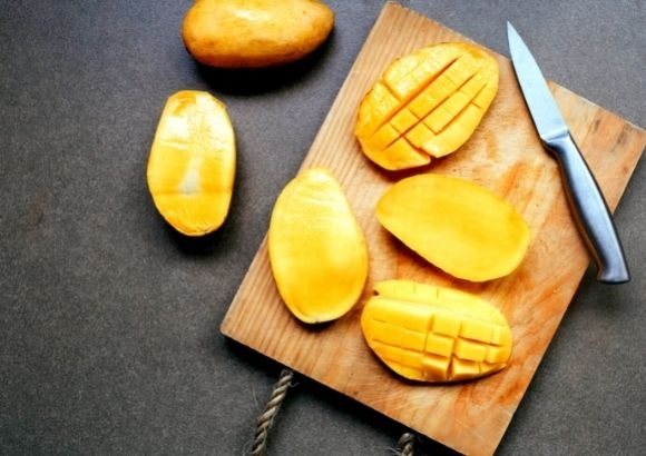 sorbete mango