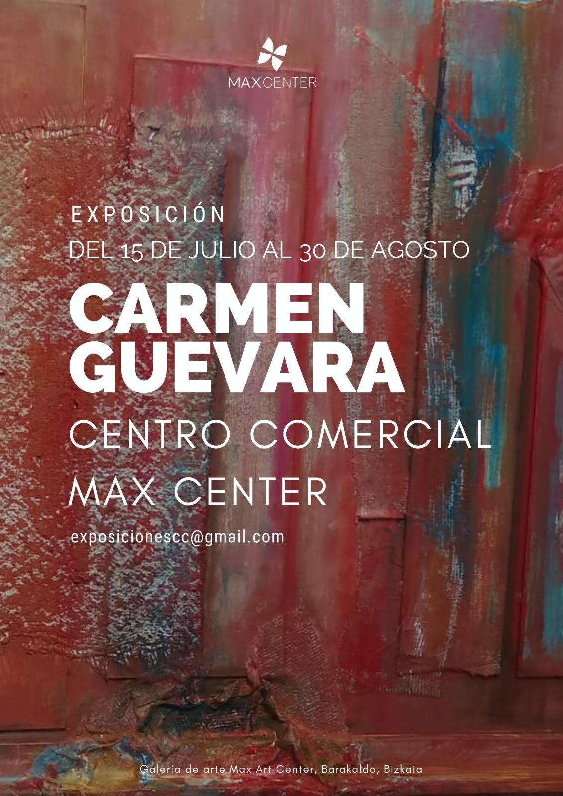 Carmen Guevara exposición