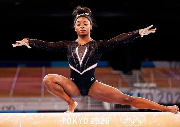 gimnastas Juegos Olímpicos