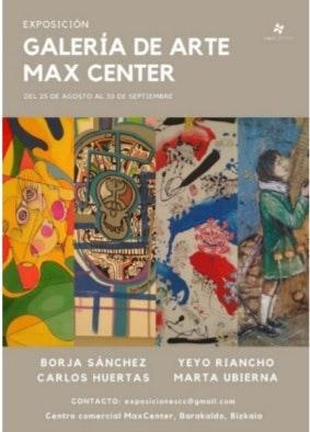 max art center