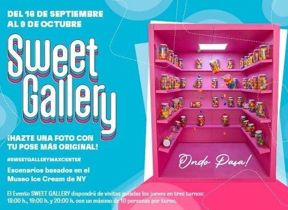 evento Sweet Gallery