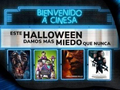 Cinesa Max Ocio Halloween