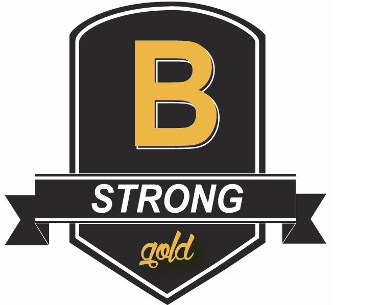 B STRONG GOLD